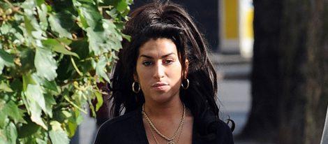 Amy Winehouse el pasado mes de marzo