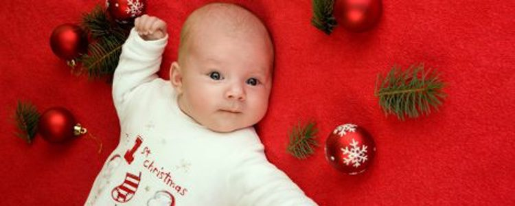 La primera Navidad de mi bebé