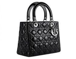 Bolso Lady Dior de Christian Dior