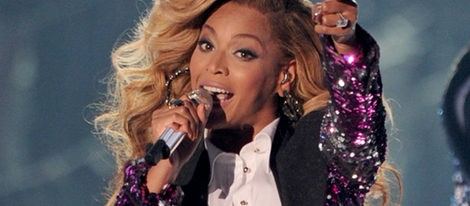 Beyoncé anuncia que está embarazada en los MTV Video Music Awards 2011