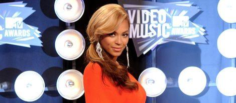 Beyonce anunció su embarazo en los MTV 2011