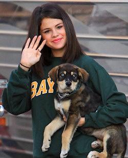 Selena Gomez y Baylor