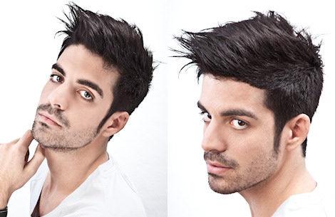 Peinado de tupé