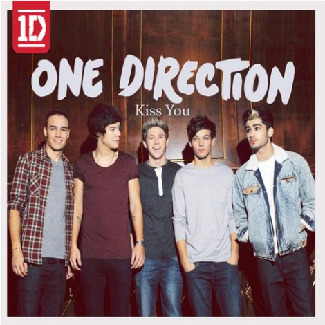 'Kiss You' es el nuevo single de One Direction