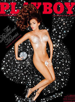 Tamara Ecclestone se desnuda para la revista Playboy
