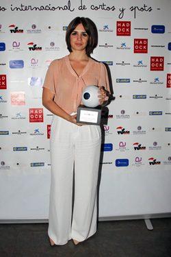 Elena Furiase en los premios Kerygma 2013