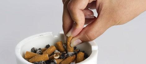 Al tabaco no existe. Dejaré a fumar