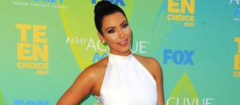 Kim Kardashian, celebrity