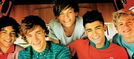 'One Direction' el grupo musical número uno en ventas intentará conquistar EE.UU