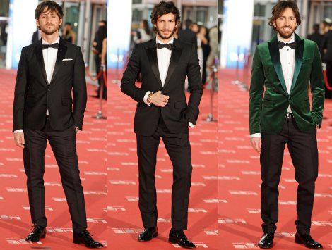 Belén Rueda, Miguel Ángel Silvestre y María Valverde deslumbran en la alfombra roja en los Premios Goya 2012
