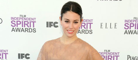 Blanca Suárez en los Independent Spirit Awards 2012