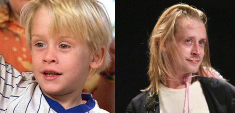 El antes y el después de Macaulay Culkin