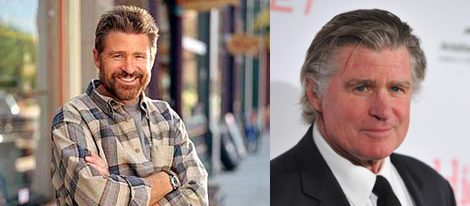 Treat Williams en 'Everwood' y en la actualidad