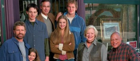 Reparto de 'Everwood'