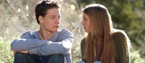 Escena de 'Everwood' entre Ephram y Amy