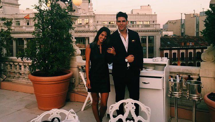 Laura y Diego Matamoros/Foto:Instagram