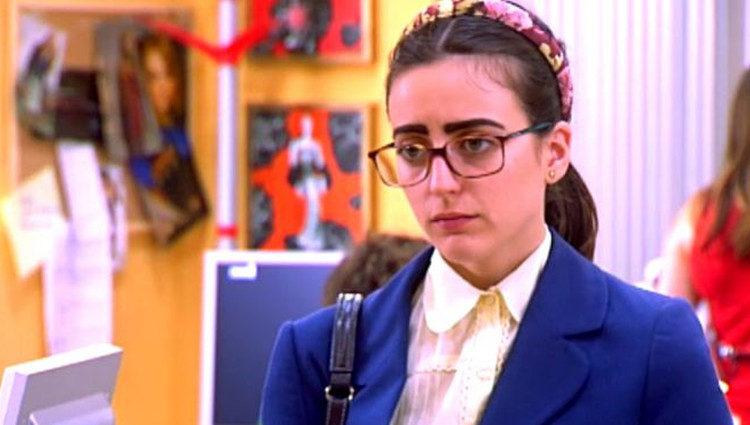 Ruth Núñez como Beatriz Pérez Pinzón