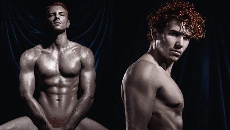Modelos brazialan masculinos desnudos