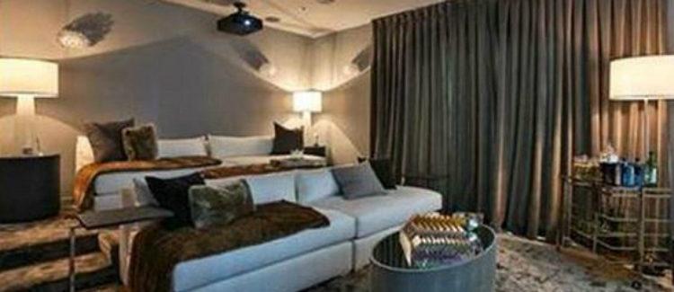 Comodidad y relax asegurados en la nueva mansión de Harry Styles en West Hollywood