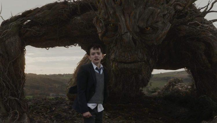 Fotograma de 'Un monstruo viene a verme'