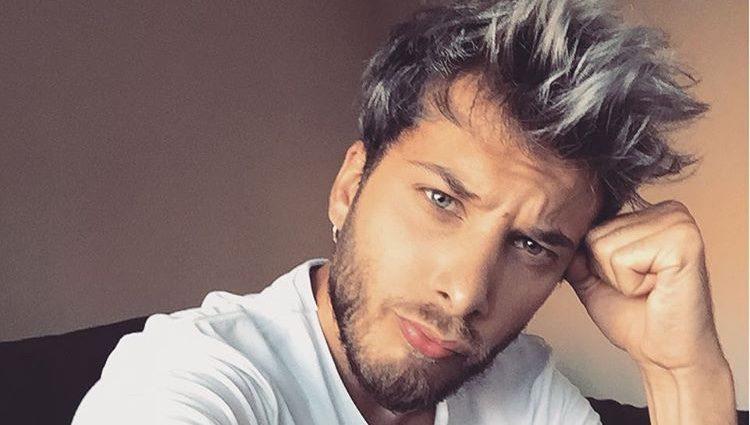 Blas Cantó con nuevo look / Foto: Instagram.com