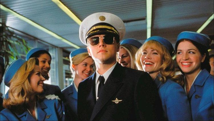 Fotograma de la película 'Atrápame si puedes'