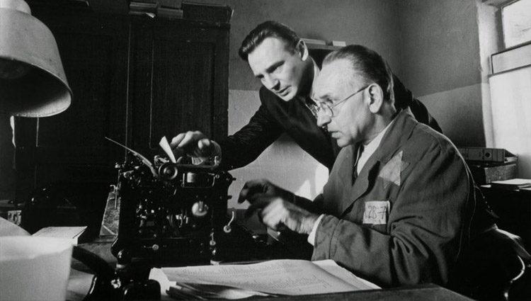 Fotograma de la película 'La lista de Schindler' (1994)