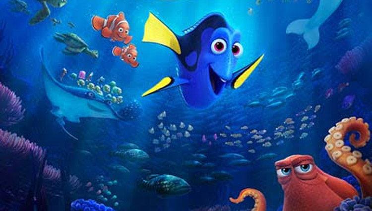 'Buscando a Dory' llegó a los cines en el verano de 2016
