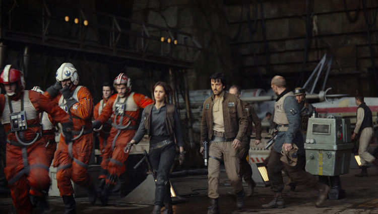 'Rogue One', el primer spin-off de la saga 'Star Wars'