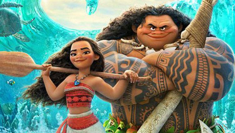 'Vaiana', el último éxito de Disney
