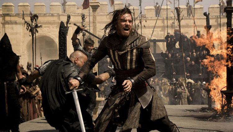 Fotograma de la película 'Assassin's Creed'
