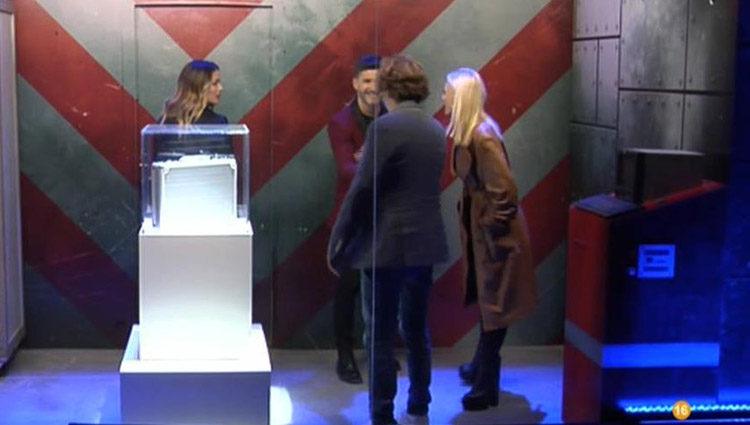 Toño Sanchís, Daniela Blume, Alyson Eckmann y Alejadro Abad forman el segundo grupo de concursantes | telecinco.es