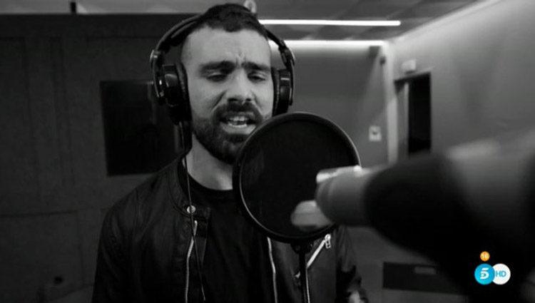 Tutto Durán durante su vídeo de presentación para 'GH VIP 5' | telecinco.es