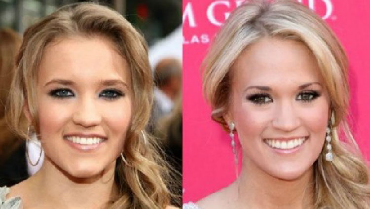 Emily Osment versus Carrie Underwood