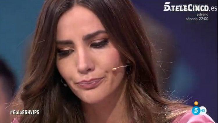 Aylén Milla se queda tocada tras hablar con Marco Ferri | telecinco.es