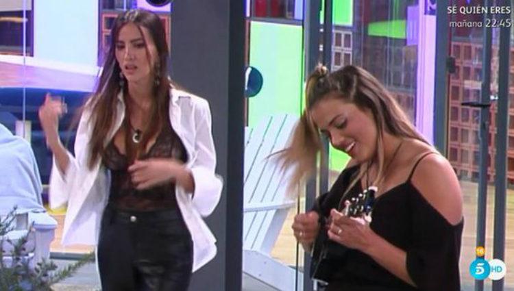 Marco se enfada con Aylén por burlarse de Alyson imitándola | telecinco.es