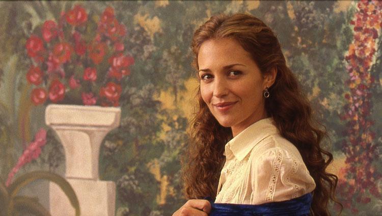 Paula Echevarría en la película 'Luz de Domingo' (2007)