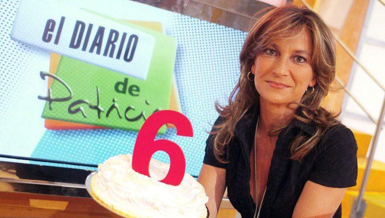 Patricia Gaztañaga en 'El diario de Patricia' / Foto: FormulaTV