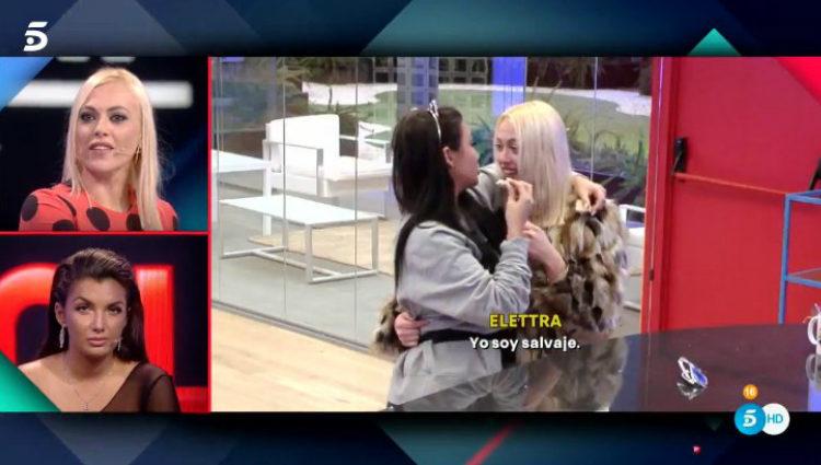 Daniela Blume repasa su relación con Elettra Lamborghini | telecinco.es