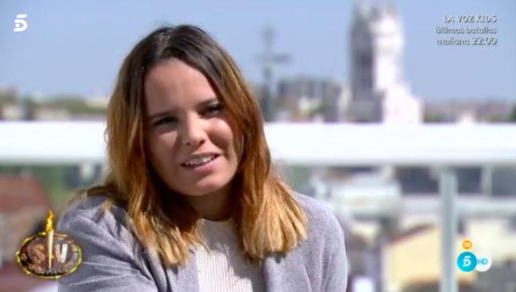 Gloria Camila habla de su familia en su vídeo de presentación para 'SV 2017' | telecinco.es
