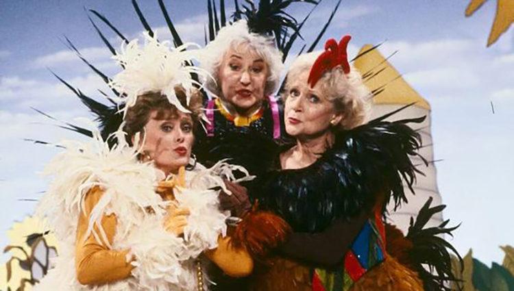 Fotograma de la actuación del episodio 'Henny Penny, Straight, No Chaser'