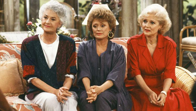 Fotograma de uno de los episodios de 'Las chicas de oro'