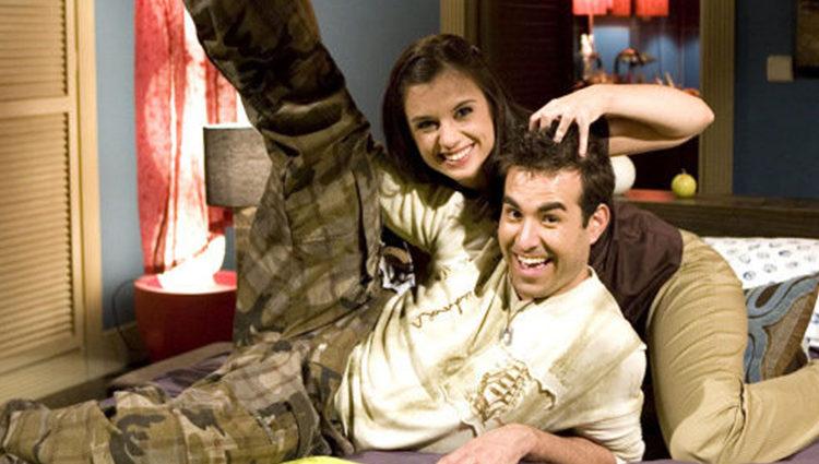 Daniel Muriel junto a Miren Ibarguren en 'Escenas de matrimonio'