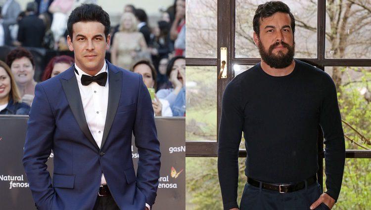 Mario Casas antes y después de engordar