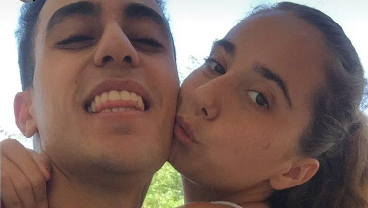 Isma y Andrea Janeiro
