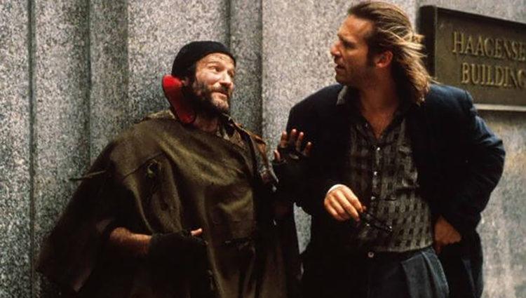 Fotograma del filme 'El rey pescador'