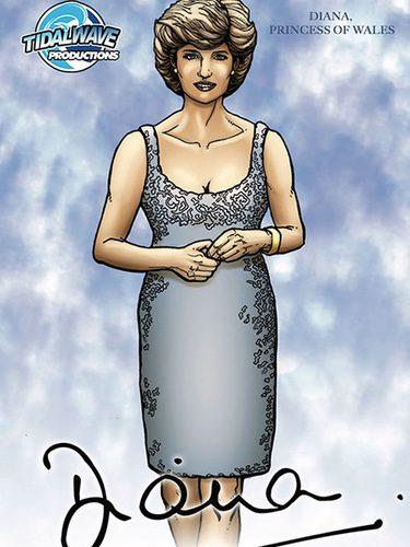 El personaje de Lady Di