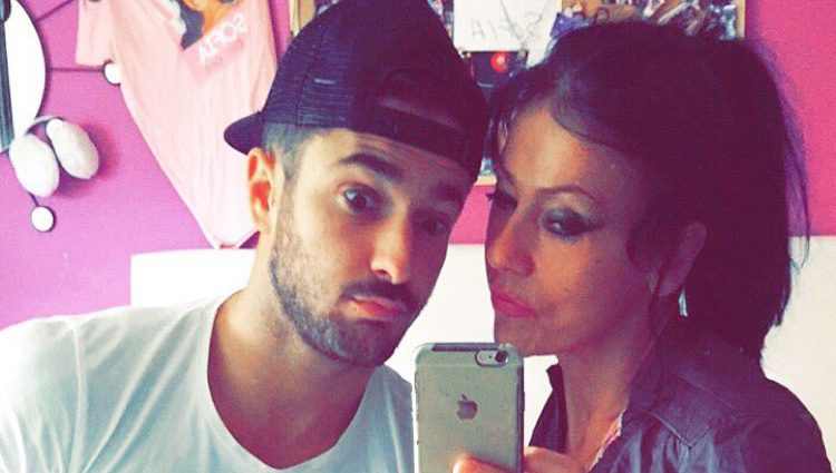 Hugo Paz y Maite Galdeano cuando se llevaban bien/ Foto: Instagram