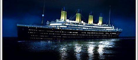 H roes an nimos de la sala de m quinas del rms titanic - Todo sobre barcos ...