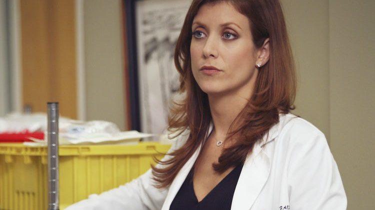 Kate Walsh como Addison Montgomery en 'Anatomía de Grey'